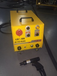 short cycle stud welding machine
